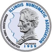 ILLINOIS NUMISMATIC ASSOCIATION (ILNA) Logo