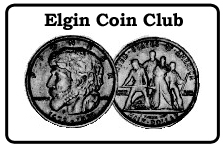 Elgin Coin Club Logo